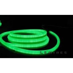 NEONFLEX LED 1m ZIELONY 230V