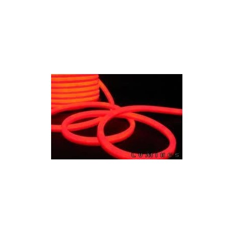 NEONFLEX LED 1m CZERWONY 230V