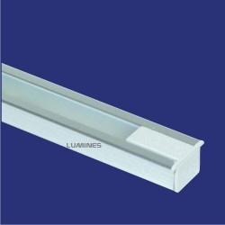 MEBLOWA OPRAWA LED DO SZAF SLP/P RGB 12V 420mm 24LED 5,76W KABEL 2m