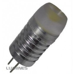 G4 LED(LIN) COB 12V 1W 120LM 1LED COB B.CIEPŁY 3000K 340° IP20