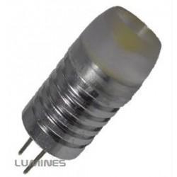 G4 LED(LIN) COB 12V 1W 120LM 1LED COB B.CIEPŁY 3000K 340° IP20