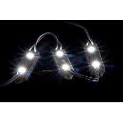 MODUŁ LED(MPL) 2x3528 12V 0,16W 2 DIODY B. ZIMNY IP65