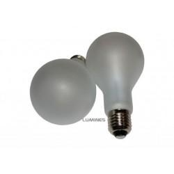 E27 LED(LC) BULB 7W 76x5630 MLECZNA 645LM B.CIEPŁY 3000K 270° IP40