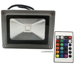 LAMPA LED COB RGB 10W RGB  IP67