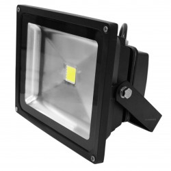 LAMPA LED(LIN) COB 30W 2700LM COB BIAŁY ZIMNY IP67