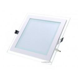 PLAFON LED(LC) 16W KWADRAT 5500K BIAŁY ZIMNY IP20