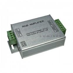 WZMACNIACZ LED RGB 3x4A 12V/24V DC