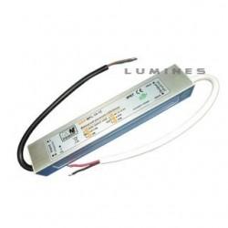 ZASILACZ 10W WODOODPORNY LED 12V DC 0,8A (LL)