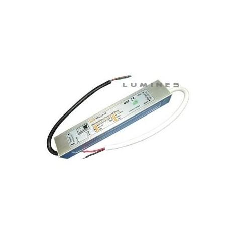 ZASILACZ 20W WODOODPORNY LED 12V DC 1,6A (LL)