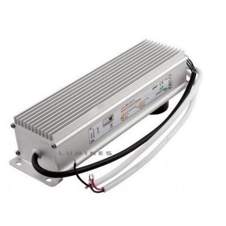 ZASILACZ LED(LIN) MWPOWER 150W WODOODPORNY 12V DC 12,5A IP67