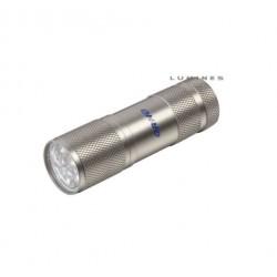 LATARKA LED RĘCZNA 9x LED ORNO