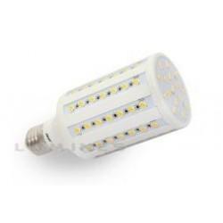 E27 LED(LIN) CORN 15W 86LED SMD 5630 B.CIEPŁY 2700-3000K 240° IP20