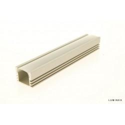 Profil Power 1m anodowany 16mm x 12mm