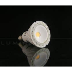 E14 LED(LIN) JDR HALOGEN 4W 280LM 1xCOB RA80 B.CIEPŁY 3000K 120° IP40