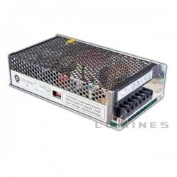 ZASILACZ POS LED(MP-LAB) 150W MODUŁOWY, IMPULSOWY, USTABILIZOWANY, RS-150 IP20