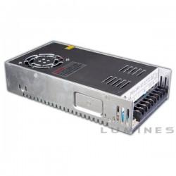 ZASILACZ POS LED(MP-LAB) 240W MODUŁOWY, IMPULSOWY, USTABILIZOWANY, RS-240 IP20