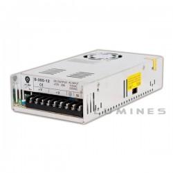 ZASILACZ POS LED(MP-LAB) 350W MODUŁOWY, IMPULSOWY, USTABILIZOWANY, RS-350 IP20