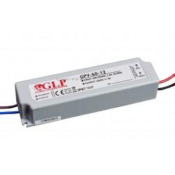 ZASILACZ LED(LAB-LIN-MP) GLP 60W WODOODPORNY 12V DC 5A IP67