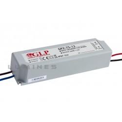ZASILACZ LED(LAB-LIN-MP) GLP 75W WODOODPORNY 12V DC 6A IP67
