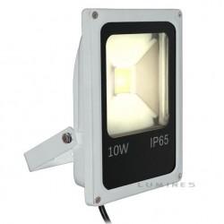LAMPA LED(CAN) COB SANAN SLIM 10W 800LM B. ZIMNY 6000-6500K 120° IP67(BIAŁY)