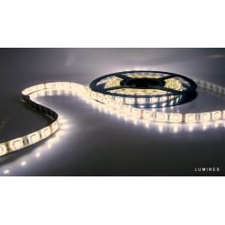 TAŚMA LED 12V 72W/5M 300LED/5M SMD 5050 B.ZIMNY 120° IP20 - 1m