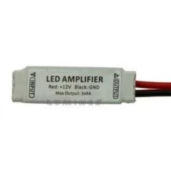 WZMACNIACZ LED RGB 3x4A 8V-16V DC 144W/12V